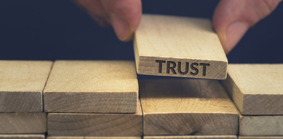 Trustees and beneficiaries registering for tax in trusts