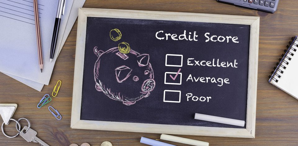 How you can repair the errors in your credit score