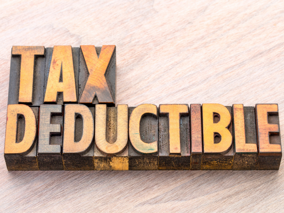 Are Jobkeeper Repayments Tax Deductible